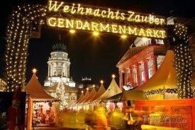 Vánoční trh v Berlíně
