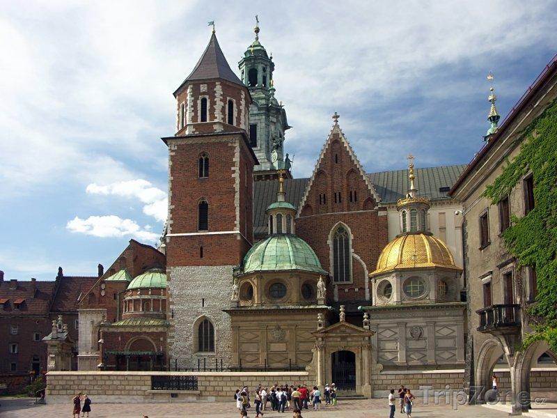 Fotka, Foto Wawelská katedrála (Krakov, Polsko)