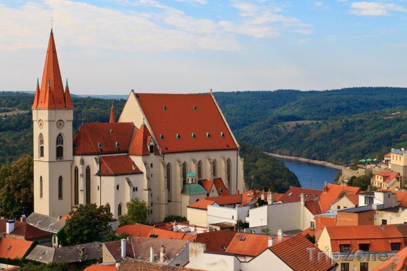 Fotka, Foto Znojmo, kostel sv. Mikuláše (Česká republika)