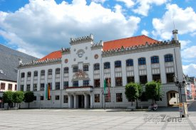 Zwickau, budova radnice