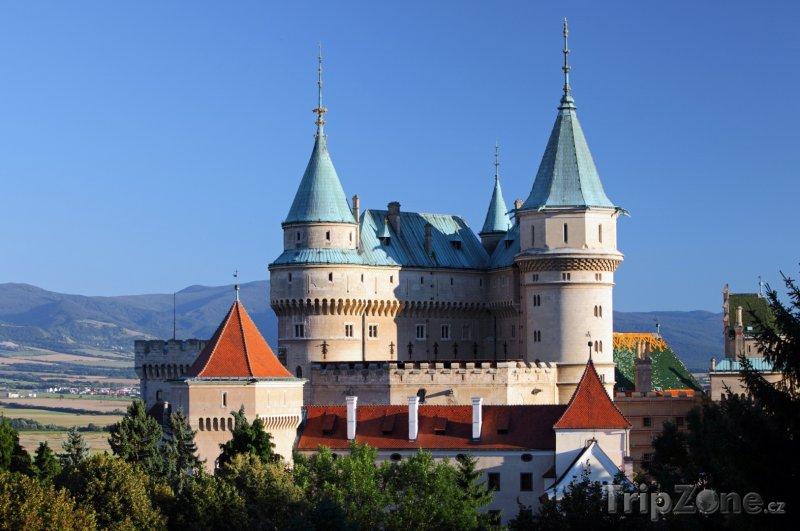 Fotka, Foto Bojnický zámek (Slovensko)