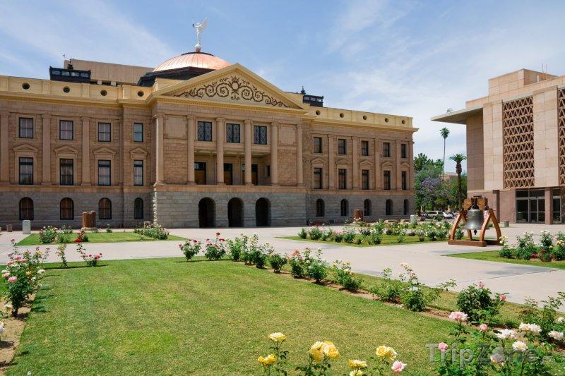 Fotka, Foto Budova arizonského Kongresu (Phoenix, USA)