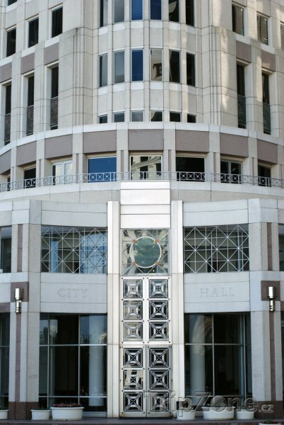 Fotka, Foto Budova radnice (Orlando, USA)