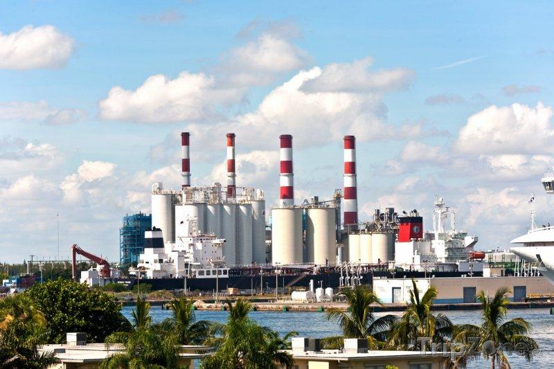 Fotka, Foto Elektrárna (Fort Lauderdale, USA)