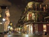 Francouzská čtvrť, vánoční výzdoba