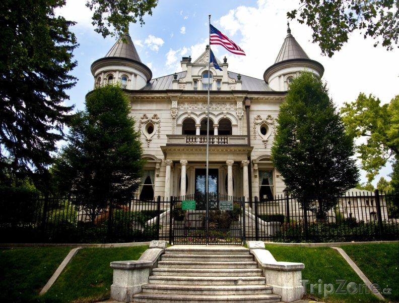 Fotka, Foto Historická vládní budova (Salt Lake City, USA)