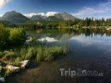 Jezero Štrbské pleso