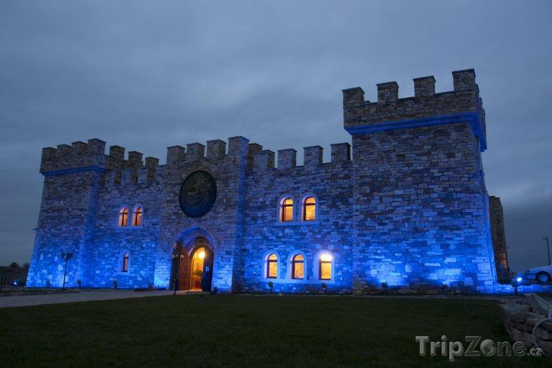 Fotka, Foto Kalojanův hrad (Bulharsko)