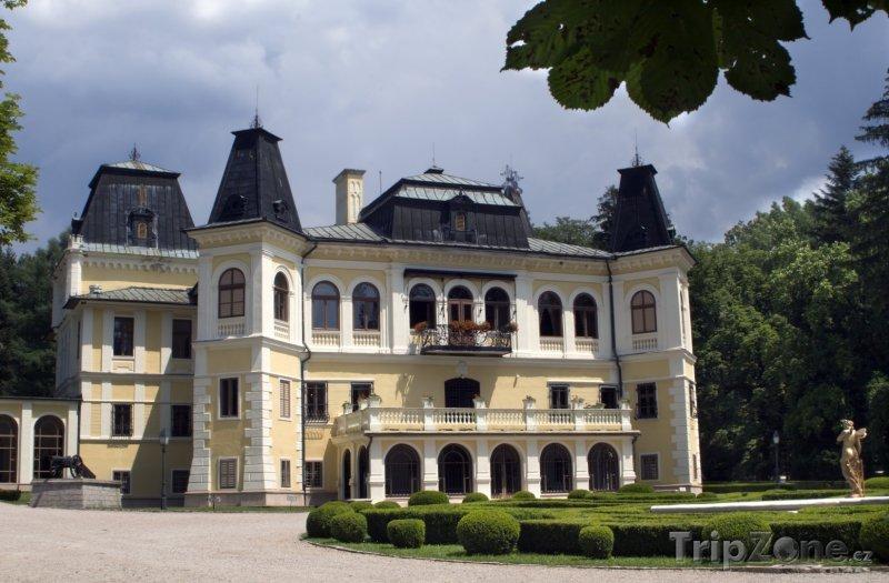 Fotka, Foto Kaštel Betliar u Rožňavy (Slovensko)