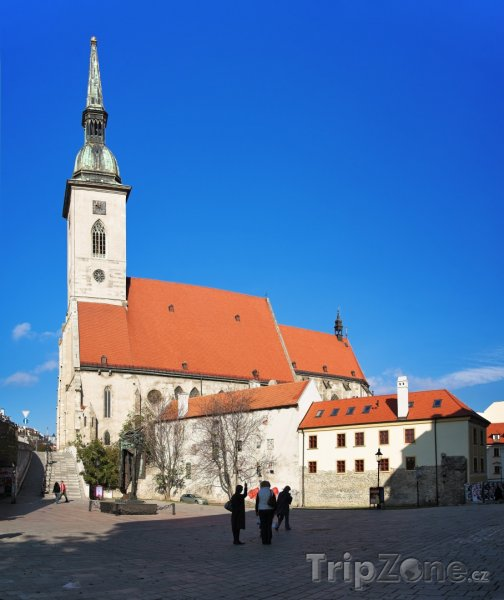 Fotka, Foto Katedrála svatého Martina (Bratislava, Slovensko)