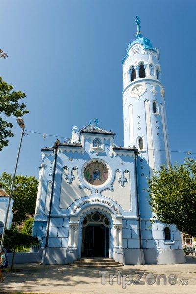 Fotka, Foto Kostel svaté Alžběty (Bratislava, Slovensko)
