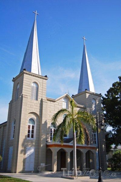 Fotka, Foto Kostel svaté Marie (Key West, USA)