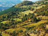 Krajina v pohoří Rodopy