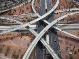Křížení dálnice Interstate 10 a Interstate 17