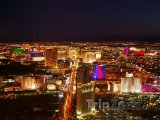 Las Vegas Strip v noci