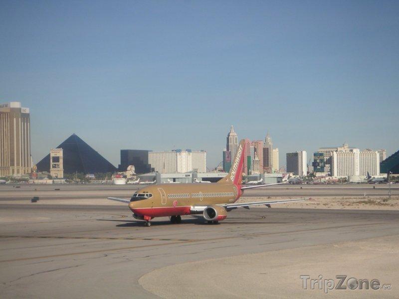 Fotka, Foto McCarran International Airport (Las Vegas, USA)