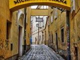 Michalská brána na Starém Městě