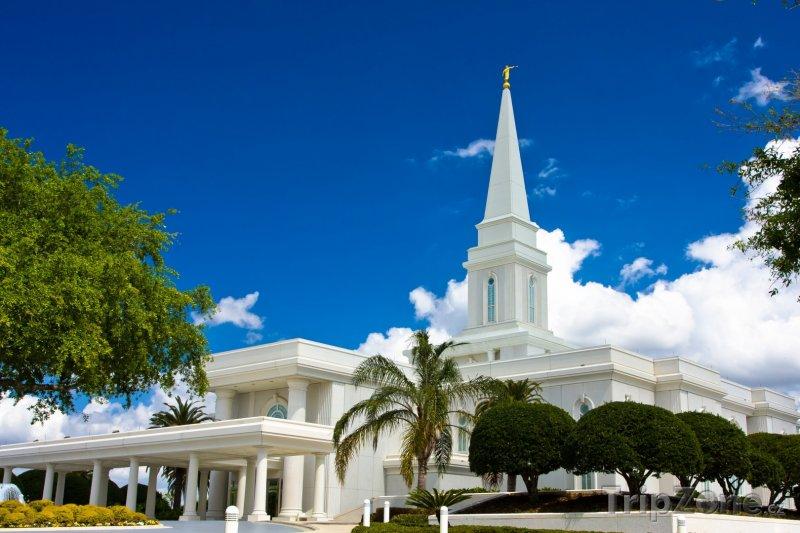 Fotka, Foto Mormonský chrám (Orlando, USA)