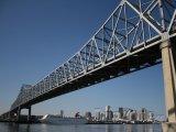Most přes řeku Mississippi