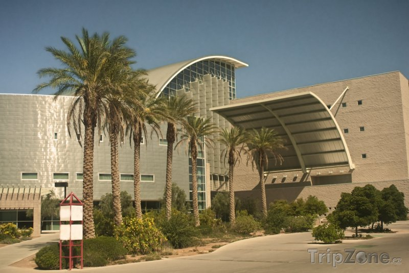 Fotka, Foto Nevadská univerzita (Las Vegas, USA)