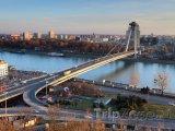 Nový most přes Dunaj