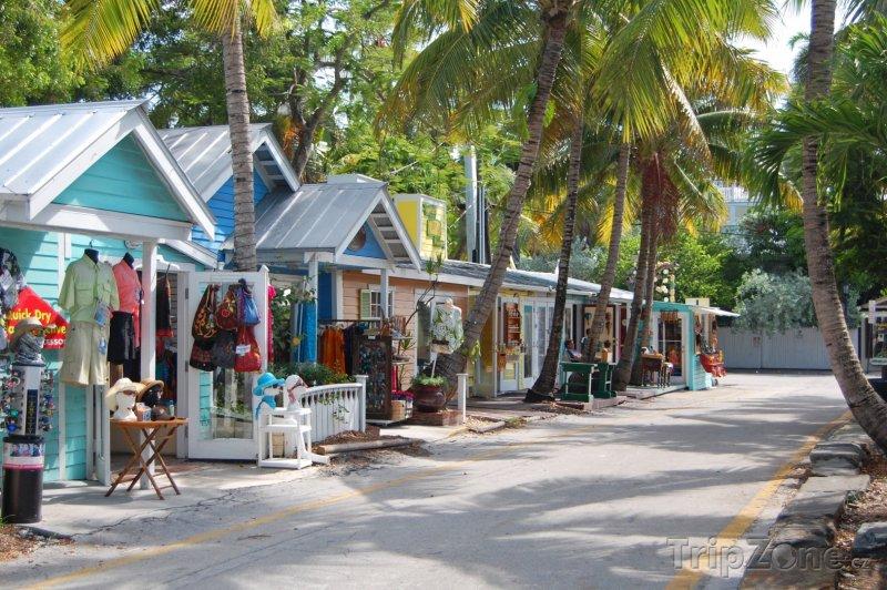 Fotka, Foto Obchůdky s oblečením (Key West, USA)