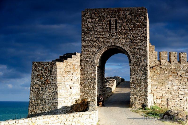 Fotka, Foto Pevnost Kaliakra (Bulharsko)