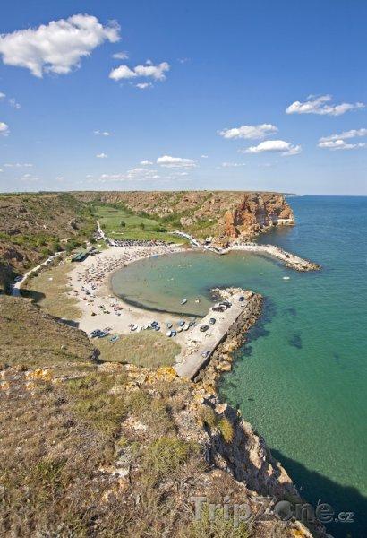 Fotka, Foto Pláž u městečka Balagarevo (Bulharsko)