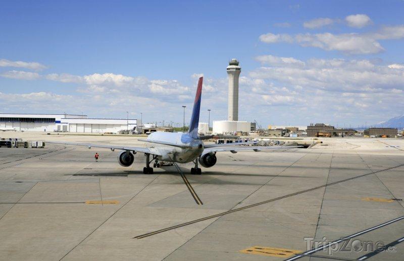 Fotka, Foto Salt Lake City International Airport (Salt Lake City, USA)
