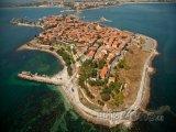 Starobylé město Nesebar