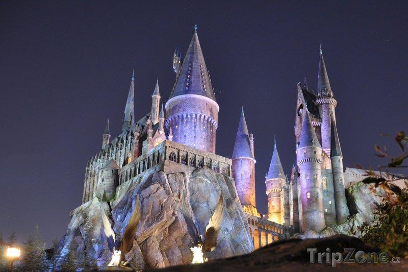 Fotka, Foto Universal Orlando Resort, svět Harryho Pottera (Orlando, USA)