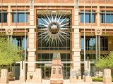 Vchod do budovy radnice