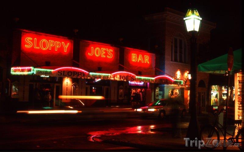 Fotka, Foto Vyhlášený Sloppy Joe's Bar (Key West, USA)
