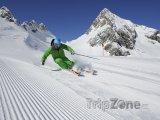 St. Anton je rájem lyžařů, © TVB St. Anton am Arlberg