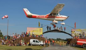 Aeroshow v areálu Šiklův mlýn, foto: sikland.cz