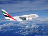 Airbus A380 aerolinek Emirates