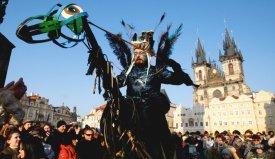 Carnevale Praha 2015 začne 7. února, foto: facebook.com