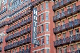 Chelsea Hotel v New Yorku
