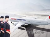 China Eastern Airlines buodu létat z Prahy do Si-anu