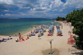 Crikvenica, pláž