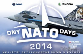 Dny NATO se konají od 20. do 21. září v Ostravě