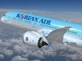 Dreamliner aerolinek Korean Air
