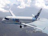 Embraer E175 letecké společnosti Flybe