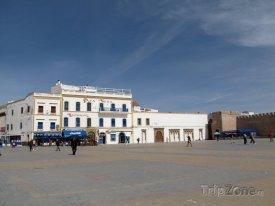 Essaouira, náměstí