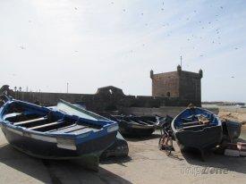 Essaouira, přístav
