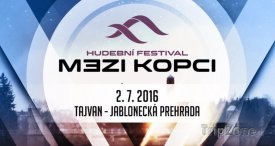 Festival Mezi Kopci se koná na Jablonecké přehradě