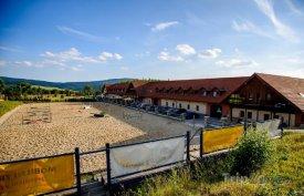 Hotel Farma Vysoká v Chrastavě