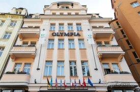 Hotel Olympia v Karlových Varech