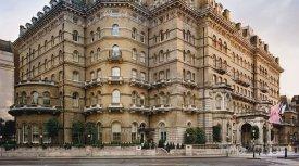 Langham Hotel v Londýně