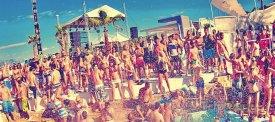 Letní beach party mají své nezaměnitelné kouzlo
